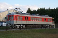 神戸電鉄1117号 旧塗装