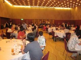 2013リーガロイヤルホテル食事会